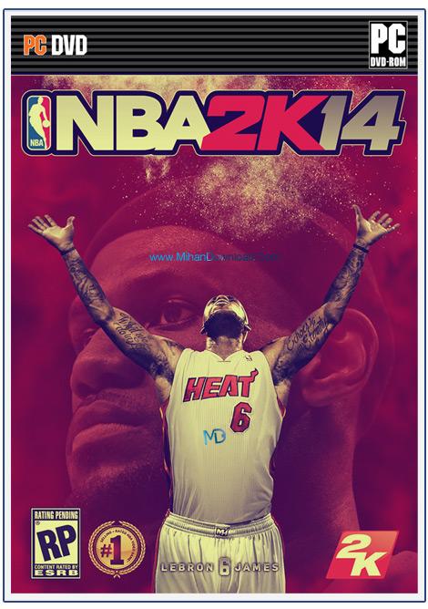 NBA 2K14 RELOADED دانلود بازی NBA 2K14 بسکتبال حرفه ای