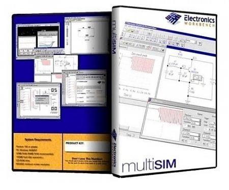 NI Multisim دانلود نرم افزار طراحی مدار الکترونیک NI Multisim & Utilboard 14.0