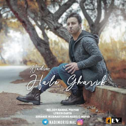 Nadim Hale Gharib دانلود آهنگ جدید ندیم به نام حال غریب