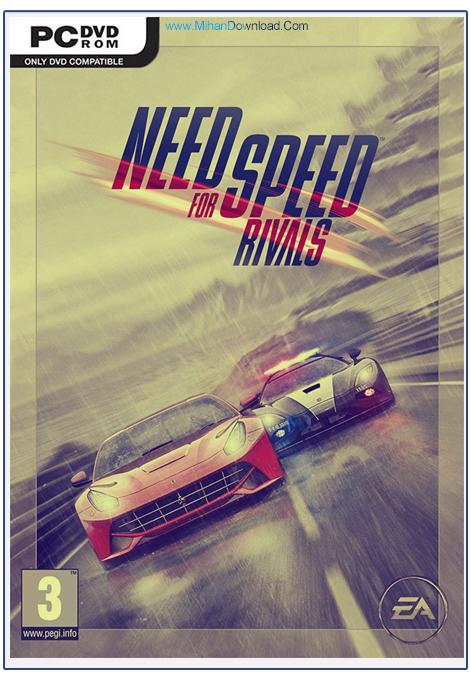 Need for Speed Rivals 1 دانلود بازی نبرد های جاده ای Need for Speed Rivals برای کامپیوتر