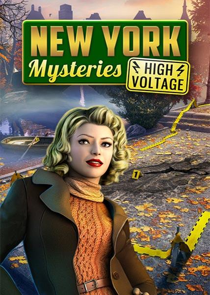 New.York .Mysteries.Hig 1 دانلود بازی ماجراجویی New York Mysteries High Voltage برای کامپیوتر