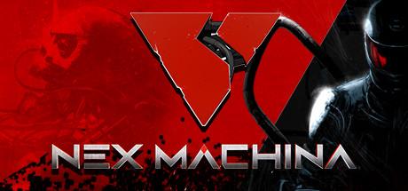 Nex Machina 1 دانلود بازی Nex Machina برای کامپیوتر