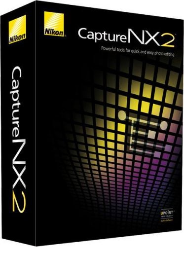 Nikon Capture NX دانلود نرم افزار افزایش کیفیت تصاویر Nikon Capture NX2 2.4.5