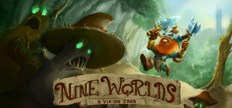 بازی Nine Worlds A Viking Saga برای PC