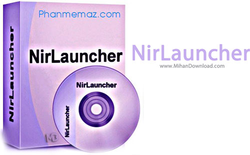 NirLauncher1 دانلود مجموعه ابزارهای مفید و کاربردی برای ویندوز NirLauncher v1 18 43