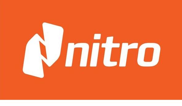 Nitro P1 دانلود نرم افزار ساخت و ویرایش فایل پی دی اف Nitro Pro