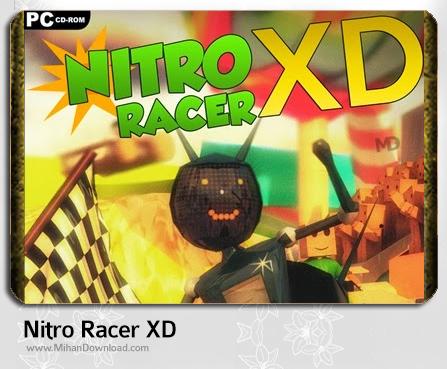 Nitro Racer XD دانلود بازی Nitro Racer برای کامپیوتر