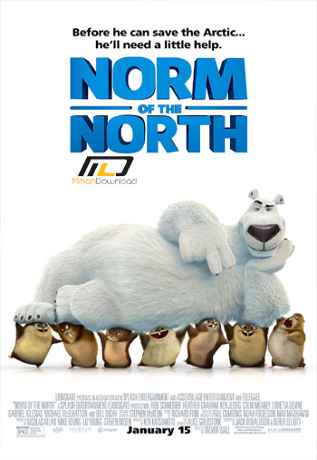 Norm of the North 2016 MD دانلود انیمیشن Norm of the North 2016