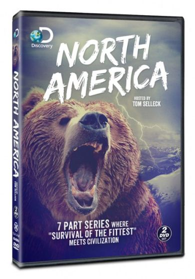 North America دانلود مستند North America