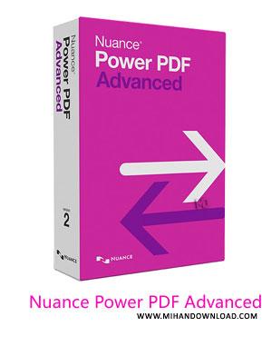 Nuance Power PDF Advanced 1 دانلود نرم افزار Nuance Power PDF Advanced 3.00.6439 مدیریت، ویرایش و تبدیل PDF
