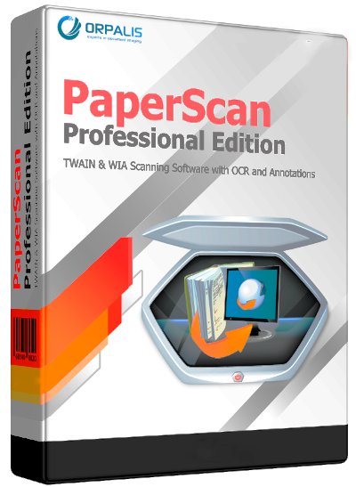 ORPALIS PaperScan Scanner Software دانلود ORPALIS PaperScan Scanner Software 3.0.9 Portable نرم افزار اسکنر