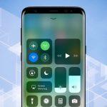 OS 11 iLauncher Phone 2 150x150 دانلود لانچر iOS 11 برای آندروید