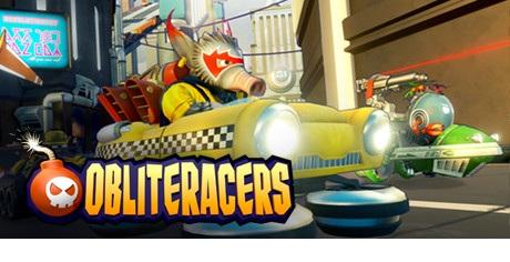 Obliteracers دانلود بازی Obliteracers برای کامپیوتر