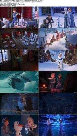 Olafs Frozen Adventure 2017 2 دانلود انیمیشن Olaf's Frozen Adventure 2017