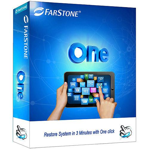 One  دانلود FarStone One Pro 1.10 Build 20150921 نرم افزار پشتیبان گیری