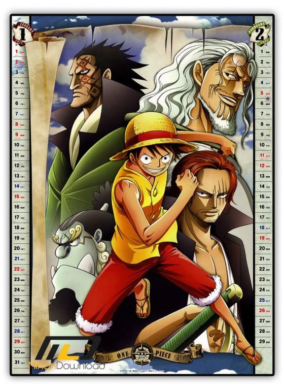 One Piece 560x768 دانلود انیمیشن سریالی One Piece