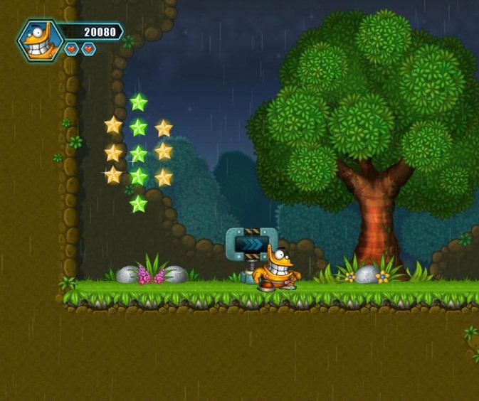 Oozi Earth Adventure screen دانلود بازی OOZI برای کامپیوتر