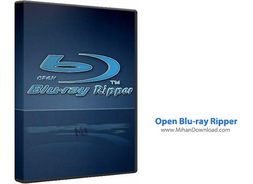 Open Blu ray Ripper نرم افزار تبدیل فرمت های بلوری Open Blu ray Ripper 2 50 Build 508