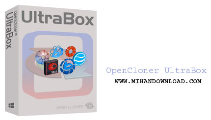 OpenCloner UltraBox دانلود نرم افزار رایت فیلم های دی وی دی OpenCloner UltraBox v2.60 Build 227