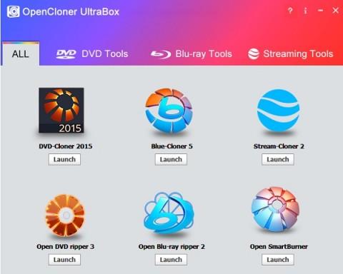 OpenCloner e1420354079827 دانلود OpenCloner UltraBox 1.50 Build 209 نرم فزار رایت دی وی دی