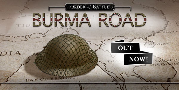 Order of Battle Burma Road 1 دانلود بازی Order of Battle Burma Road برای کامپیوتر