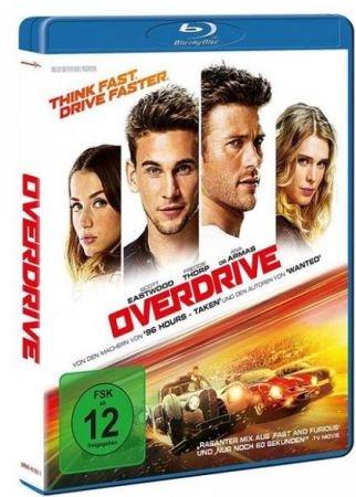 Overdrive 1 دانلود فیلم Overdrive 2017 با دوبله فارسی