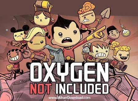 Oxygen Not Included دانلود Oxygen Not Included بازی اکسیژن وجود ندارد برای کامپیوتر