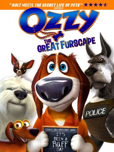 Ozzy The Great Furscape 2016 دانلود انیمیشن Ozzy: The Great Furscape 2016