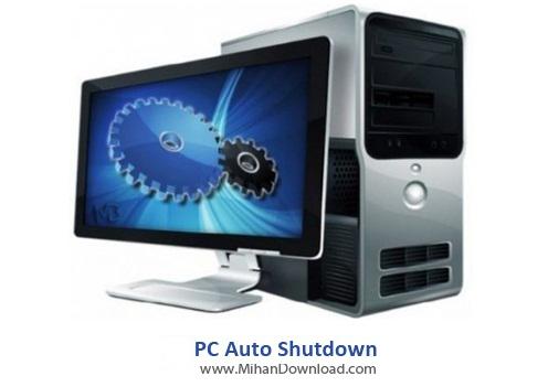 PC Auto Shutdown 5 دانلود PC Auto Shutdown 5 7 نرم افزار خاموش کردن سیستم بصورت اتوماتیک
