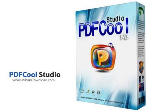 PDFCool Studio نرم افزار مدیریت اسناد پی دی اف PDFCool Studio 3 84 Build 140328