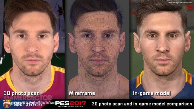 PES 17 1 دانلود بازی PES 2017 برای کامپیوتر