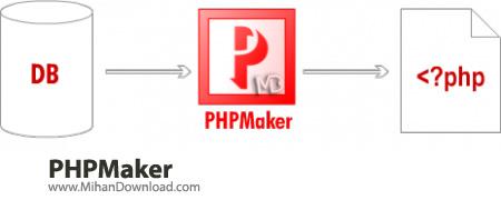 PHPMaker نرم افزار ایجاد صفحات پی اچ پی PHPMaker 10 0 5