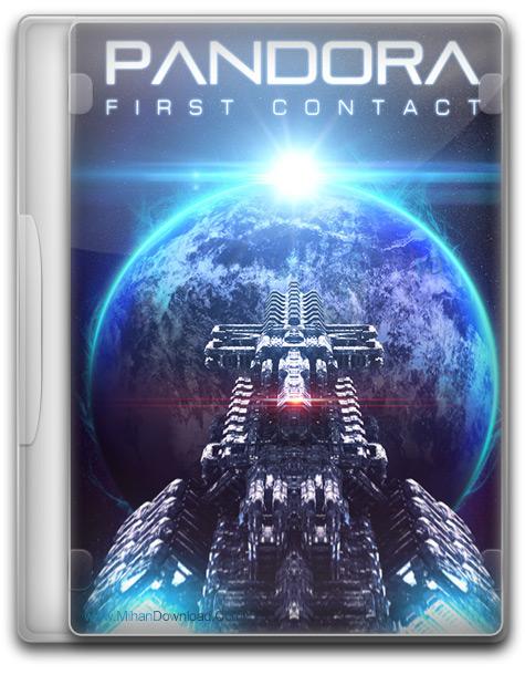 Pandora First Contact 1 دانلود بازی نخستین تماس Pandora First Contact