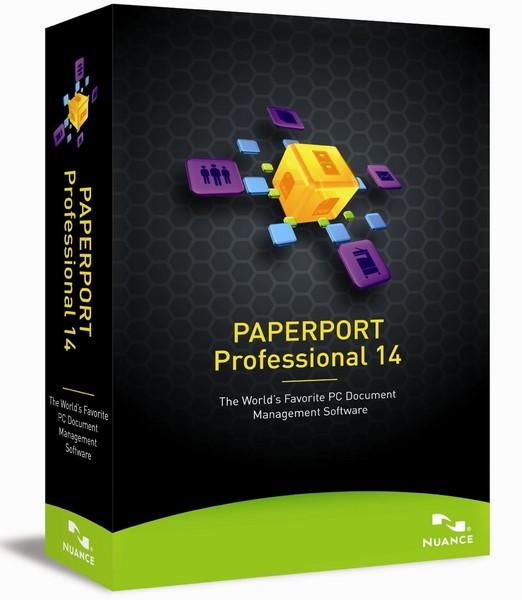PaperPort  دانلود Nuance PaperPort Professional 14.5.15168.1450 نرم افزار مرتب سازی پوشه ها