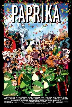 Paprika 1 دانلود انیمیشن پاپریکا با دوبله فارسی