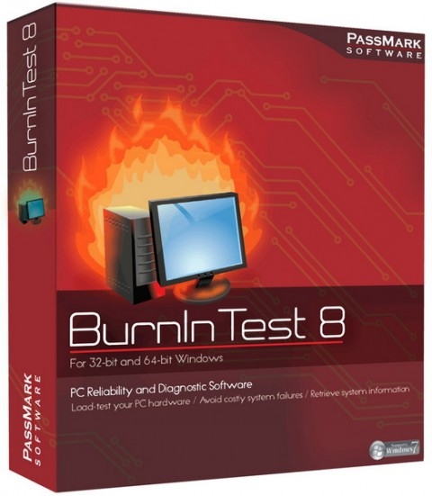 PassMark4 e1427694035836 دانلود PassMark BurnInTest Pro 8.0 Build 1043 نرم افزار تست قطعات سخت افزاری سیستم