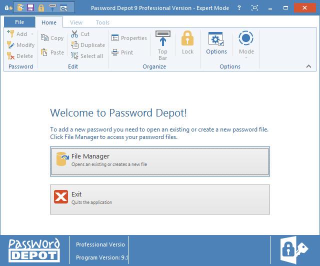 Password Dep دانلود نرم افزار مدیریت پسورد