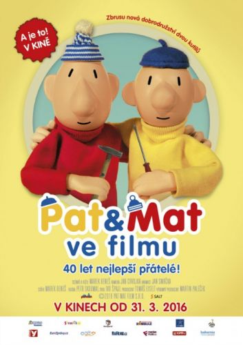 Pat and Mat in a Movie 2016 1 دانلود انیمیشن پت و مت
