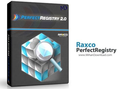 PerfectRegistry دانلود نرم افزار ترمیم رجیستری Raxco PerfectRegistry 2 0 0 2602