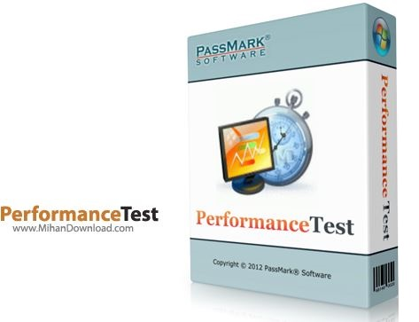 PerformanceTest نرم افزار نمایش اطلاعات سخت افزار کامپیوتر Passmark PerformanceTest 8 0 Build 1031