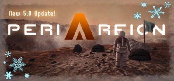 PeriAreion دانلود بازی کم حجم سفر به مریخ برای کامپیوتر