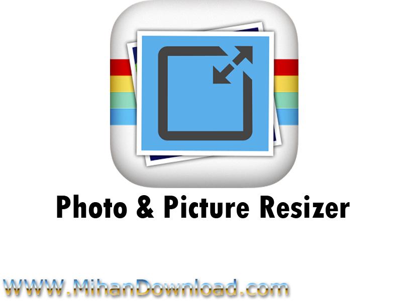 Photo Picture Resizer icon2 دانلود برنامه Photo and Picture Resizer بهینه سازی حجم عکس آندروید
