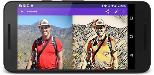 Photo To Art Pro دانلود Photo To Art Pro نرم افزار تبدیل عکس به نقاشی برای آندروید