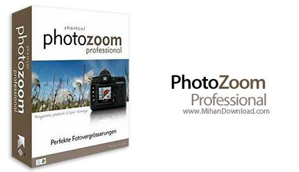 PhotoZoom icon دانلود PhotoZoom نرم افزار بزرگ نمایی تصاویر بدون افت کیفیت