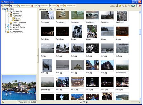 Photoscape 1 دانلود Photoscape 3.7 نرم افزار مدیریت تصاویر