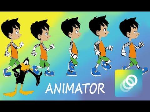 PicsArt Animator icon دانلود نرم افزار ساخت انیمیشن برای آندروید