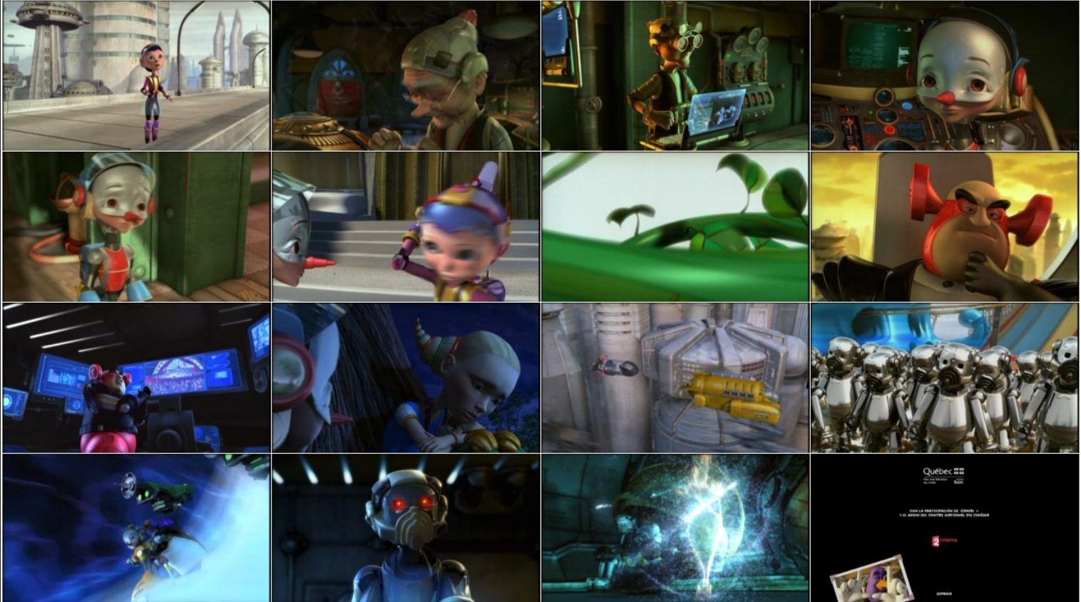 Pinocchio 2 دانلود انیمیشن پینوکیو سه هزار