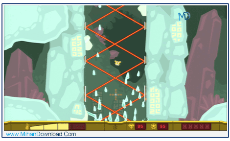 PixelJunk Shooter RIP 2 دانلود بازی سفینه ی نجات PixelJunk برای کامپیوتر