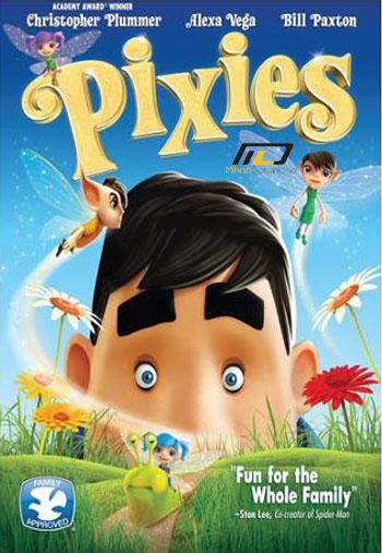 Pixies دانلود انیمیشن پریها 2015 Pixies