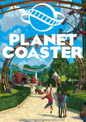 Planet Coaster icon دانلود بازی Planet Coaster مدیریت شهربازی برای کامپیوتر